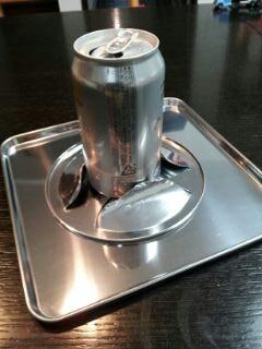 ビア 缶 チキン スタンド